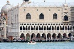 дворец s venice Италии doge Стоковая Фотография
