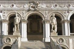 дворец s venice doge Стоковое фото RF