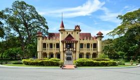 Дворец Sanam Chan, Таиланд. Стоковая Фотография