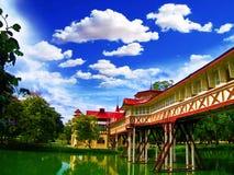 Дворец Sanam Chandra Стоковые Фото