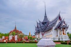 Дворец Sanphet Prasat Стоковая Фотография