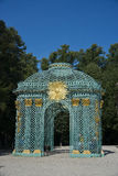 Дворец Sanssouci, Потсдам, Германия Стоковые Изображения