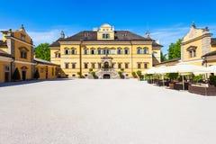 Дворец Schloss Hellbrunn, Зальцбург Стоковые Фотографии RF