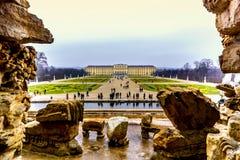 Дворец Schonbrunn стоковая фотография