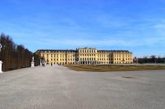 Дворец Schonbrunn Стоковые Фото