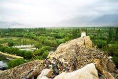 Дворец Shey Стоковое фото RF