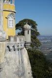 Дворец Sintra Португалия Pena национальный Стоковые Фотографии RF