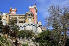 Дворец Sintra Стоковое Изображение