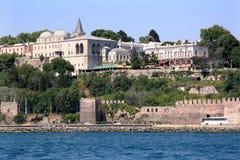 Дворец Topkapi - Стамбул Стоковое Изображение RF