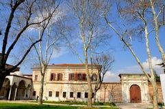 Дворец Topkapi стоковое фото rf