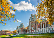 Дворец Tsaritsyno Стоковое фото RF