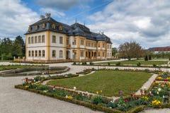 Дворец Veitshochheim, Германия Стоковая Фотография RF