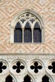 дворец venice фасада doge Стоковые Фотографии RF