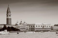 дворец venice dodje канала грандиозный Стоковые Фотографии RF
