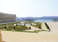 Дворец Versaille Стоковое Изображение