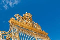 дворец versailles строба детали главный Стоковое фото RF