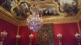 дворец versailles Стоковое фото RF