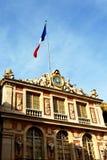 дворец versailles Стоковое Изображение