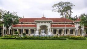 Дворец Vimanmek королевский Стоковая Фотография