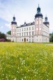 Дворец Vrchlabi Стоковое Изображение RF