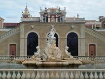 Дворец XIXc Estoi Стоковая Фотография