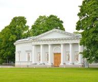 Дворец Yelagin в Санкт-Петербурге Стоковая Фотография