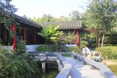 Двор виска yuefei Стоковые Изображения RF