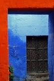 Двор монастыря Стоковые Изображения RF