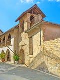 Двор монастыря Стоковое Фото