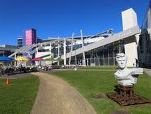 Двор Googleplex стоковые фото