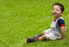 двухклассное мальчика старое Стоковое Изображение