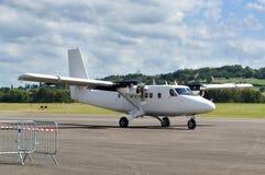 Двухмоторное воздушное судно Стоковое Изображение RF