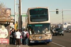 Двухэтажный автобус Стоковое Изображение RF