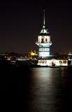 Девичая башня Стоковые Изображения RF