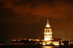 девичая башня стоковая фотография