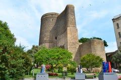 Девичья башня Стоковое Изображение RF
