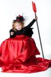 девушка ангела Стоковые Фотографии RF