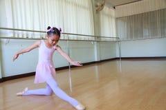 Девушка балета стоковое изображение rf