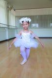 Девушка балета стоковые изображения