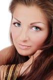 девушка браслетов стоковое фото rf