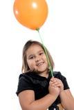 девушка дня рождения Стоковое фото RF