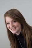 девушка довольно предназначенная для подростков Стоковое фото RF