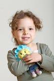 девушка куклы Стоковые Фото