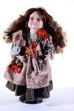 девушка куклы Стоковое Фото
