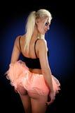 Девушка марионетки Helloween Стоковая Фотография RF