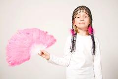 девушка масленицы готовая Стоковое фото RF