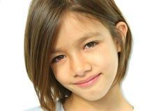 девушка меньший портрет Стоковая Фотография RF