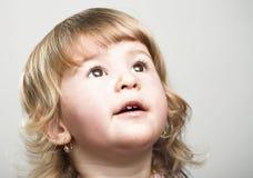 девушка меньший портрет Стоковое фото RF