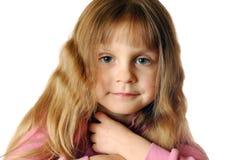 девушка милый s стороны Стоковая Фотография RF