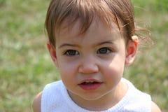 девушка младенца красивейшая Стоковое фото RF